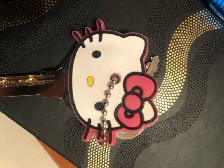 Cartoon Anime Cute Key Cover Cap Silicone photo review