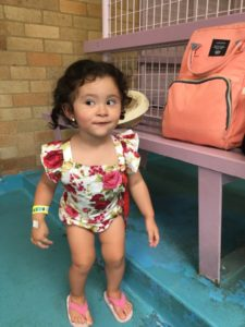 Baby Girl Bodysuit & Headband photo review