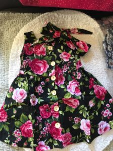 2019 Girls Dress Floral Dress photo review